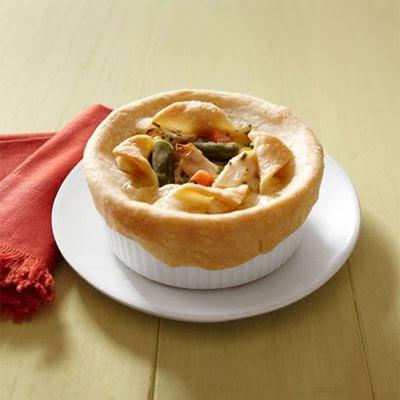 wonderful Healthy Chicken Pot Pie Recipes