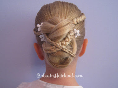 Micro Braid Updo   Wedding Hairstyles (13)