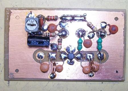 Wideband DTV UHF Antenna TV Amplifier