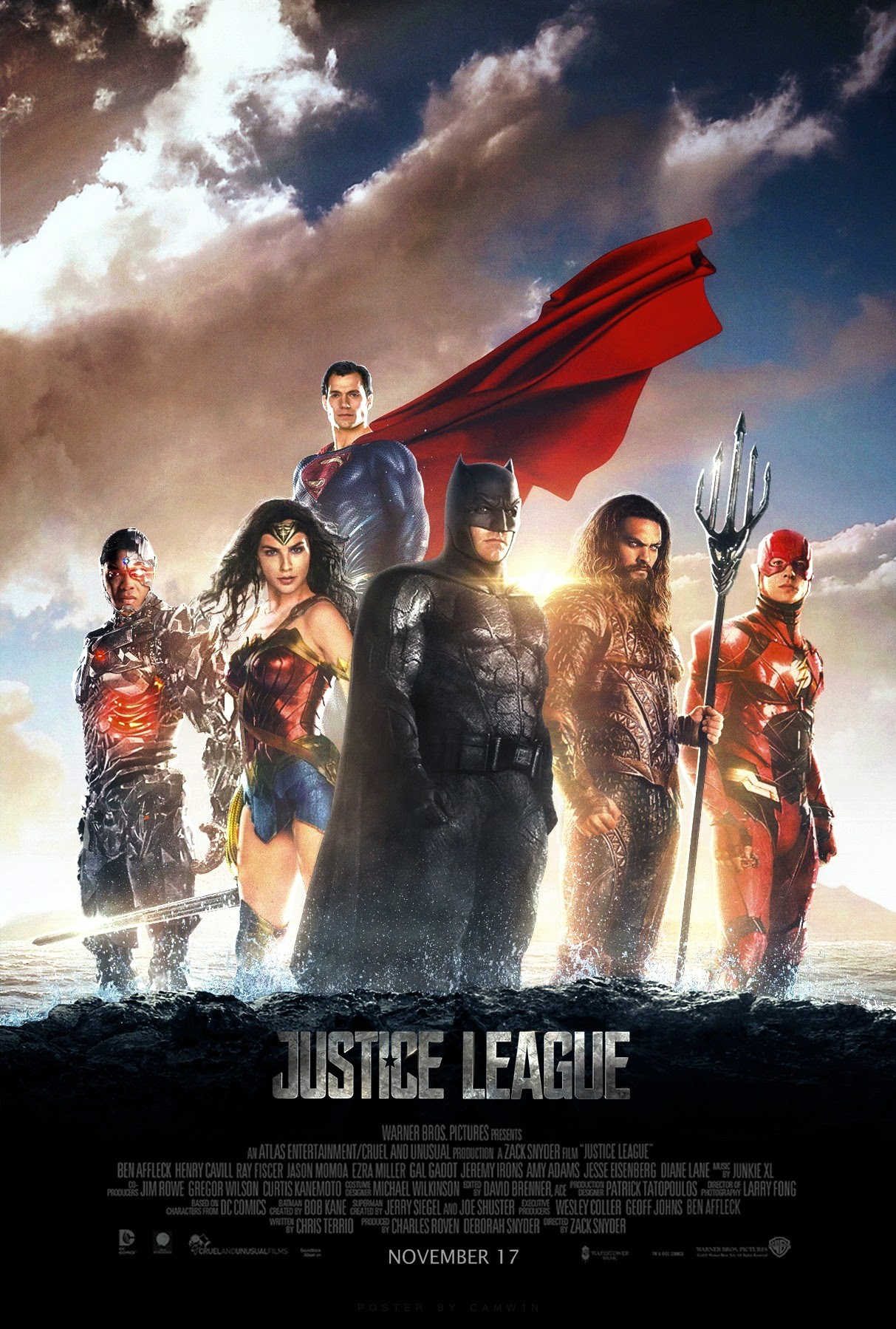 download film justice league (2017) hdts subtitle indonesia