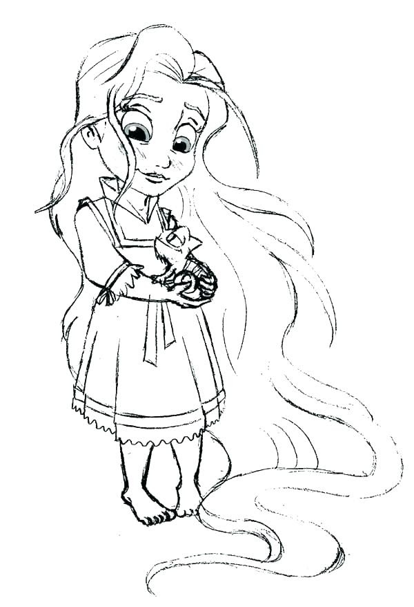 9400 All Disney Baby Princesses Coloring Pages , Free HD Download