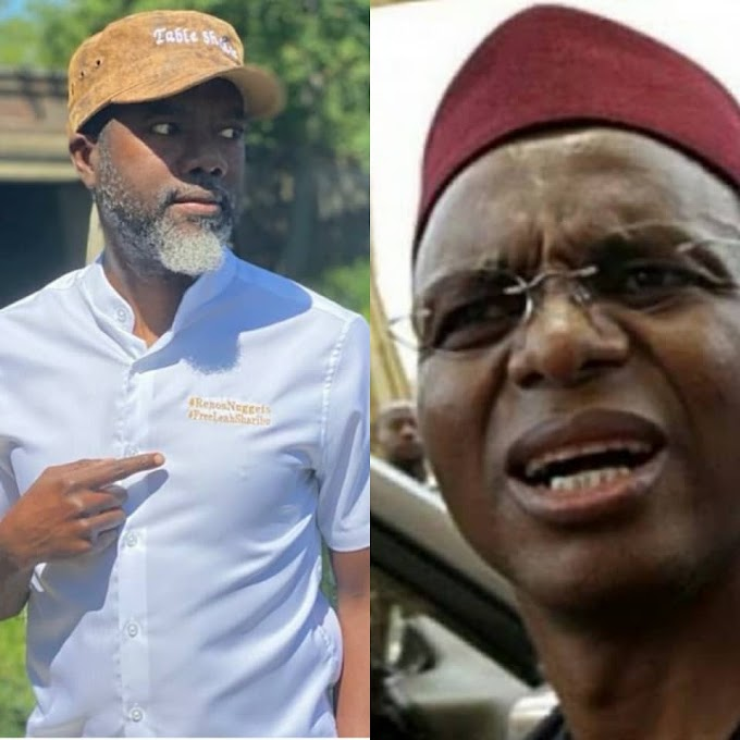 [GIST] Sex Party House Demolition: Gov El-Rufai's Son's House Should Be Demolished First - Reno Omokri
