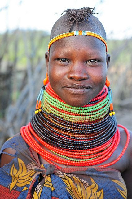 turkana portrait by luca.gargano on Flickr.