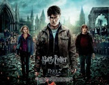 Harry Potter and the Deathly Hallows: Part II Affischer