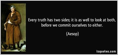 Two Sides Every Story Quotes