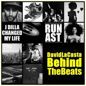 Descarga la maqueta de Hip Hop de David la Casta - Behind the beats