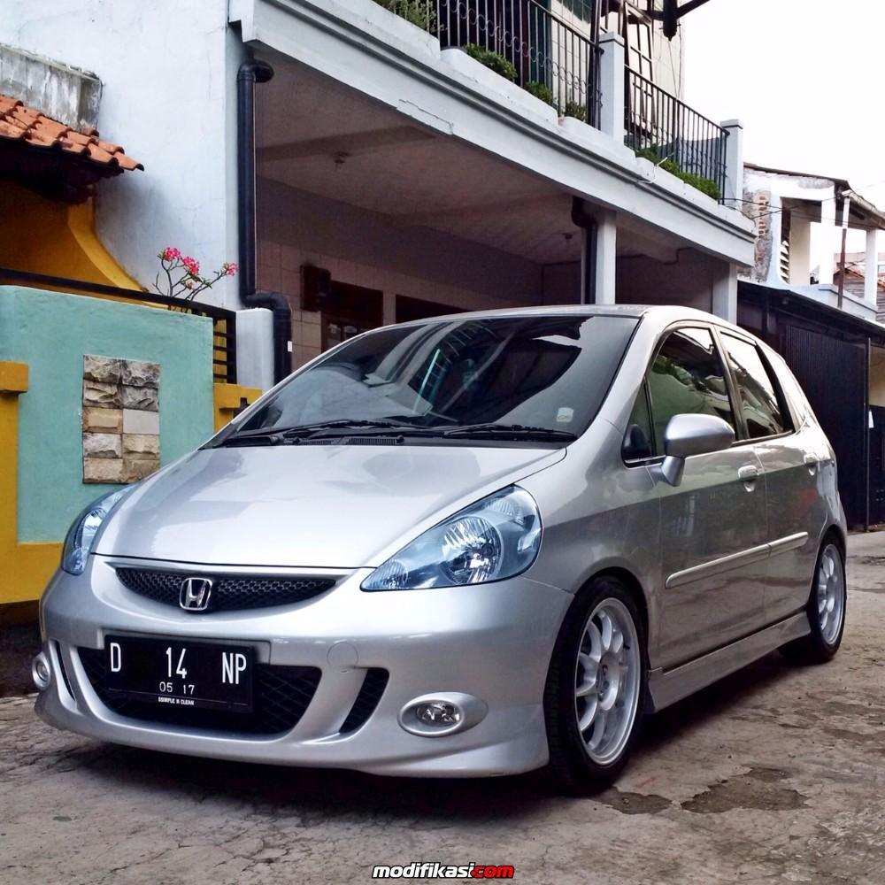 110 Modifikasi Mobil Honda Jazz Paling Elegan Terbaru ...