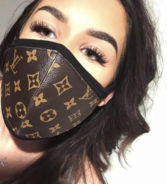 Face Mask Louis Vuitton
