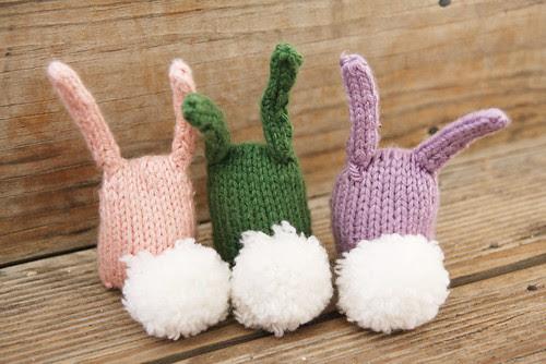 Bunny nugget bums