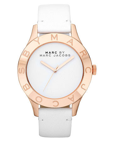 Vipxo white marc Jacobs watch