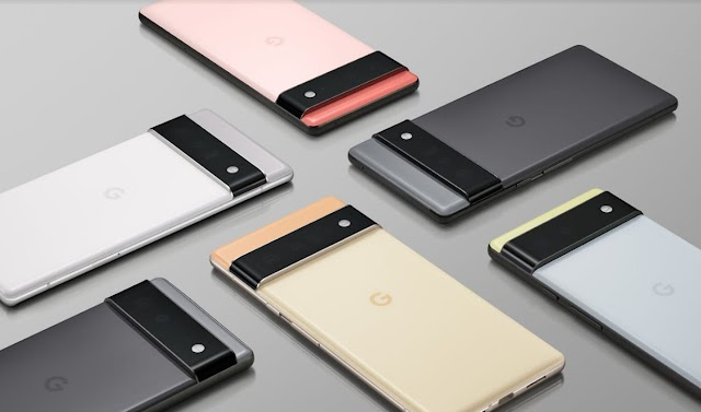Google presenta sus teléfonos inteligentes más nuevos, el primero con el chip propio de la compañía