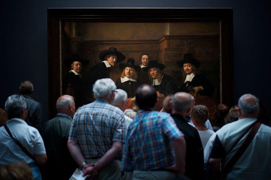 # 10 İkinci Kişi Kazanan, İnsanlar: Interesting Moment, Amsterdam, Kuzey Hollanda, Hollanda