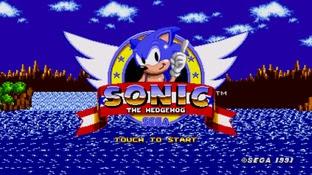 Sonic 1 de sortie sur Android