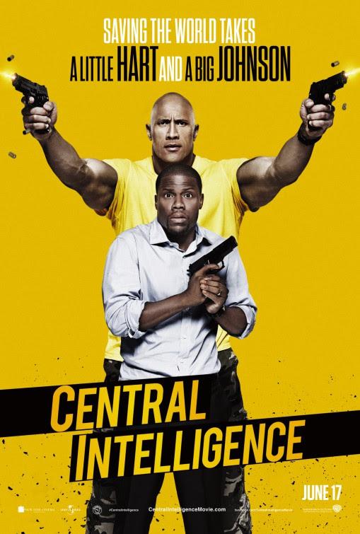 Resultado de imagem para movie poster central intelligence