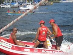 St Peters celebration lifeguards