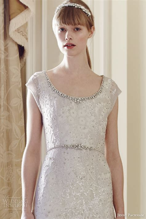 Jenny Packham 2014 Wedding Dresses   Wedding Inspirasi