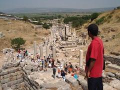 Ephesus, Selcuk, Turkey