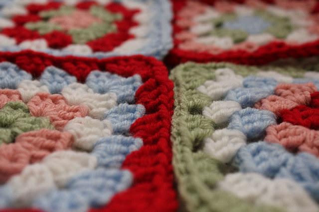 Cath Kidston inspired blanket