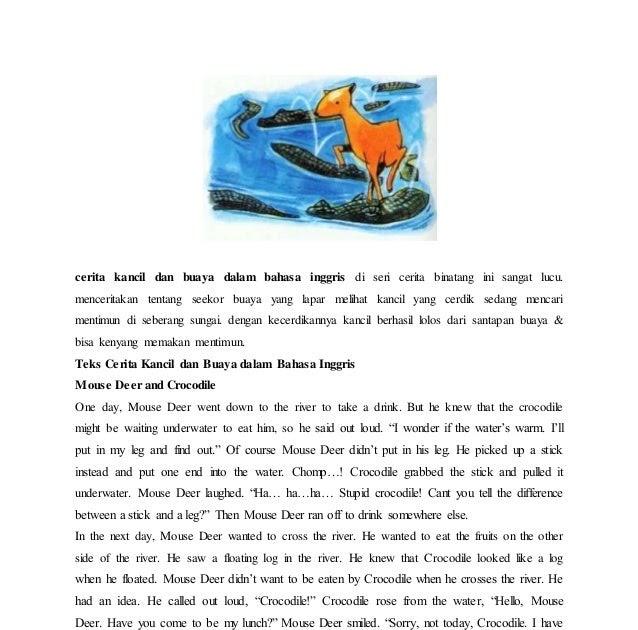 Image Result For Cerita Dongeng Dalam Bahasa Inggris Yang Pendek