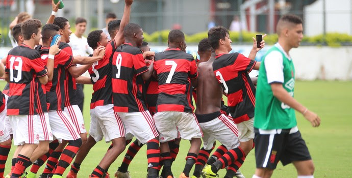 flamengo, final, sub-17, carioca (Foto: Gilvan de Souza / Flamengo)