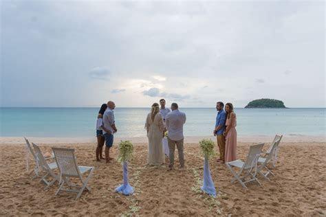 kata beach weddings phuket thailand weddings planners