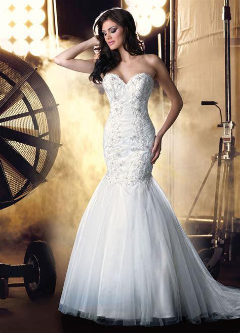 Mermaid Wedding Dresses ? An Elegant Choice For Brides