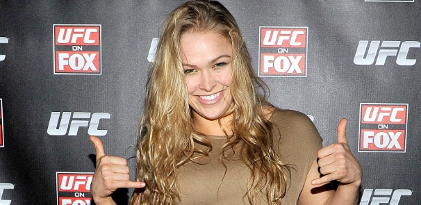 """Musa nerd? Ronda Rousey já apareceu vestida com camisetas de """"Dragon Ball Z"""""""