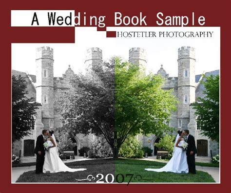 A Wedding Book Sample by J. Andrew Hostetler   Blurb Books