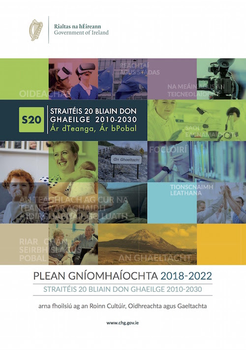 Plean 2018-2022