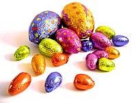 Easter eggs // Ostereier