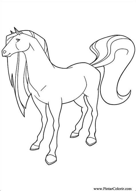 ausmalbilder pferde spirit  kostenlose malvorlagen ideen
