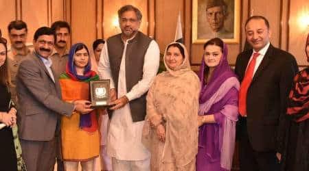 I've never been so happy, says Nobel winner Malala who visits hometown Pakistan
