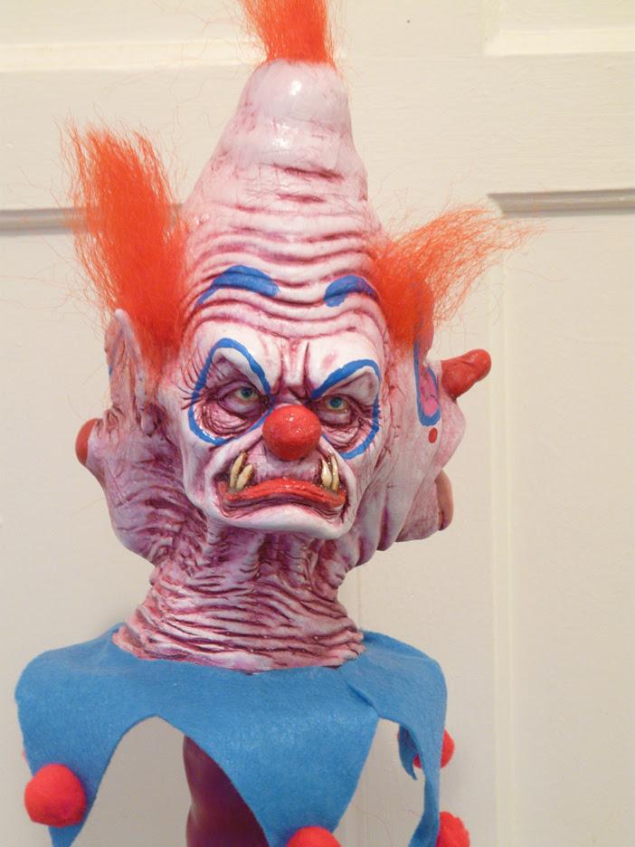 3faced Clown Mad by chuckjarman
