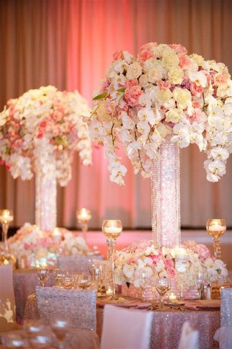 1002 best Centerpieces   Bring on the Bling (Crystals