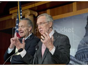 Harry Reid and Charles Schumer