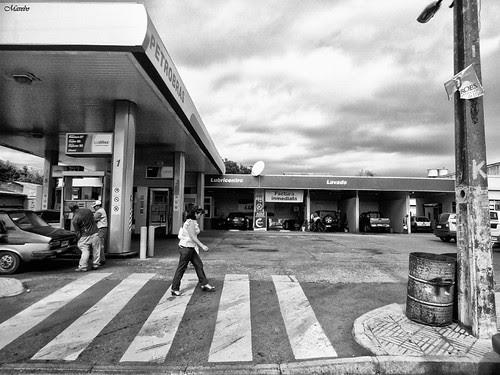 Juego de lineas callejeras by Alejandro Bonilla