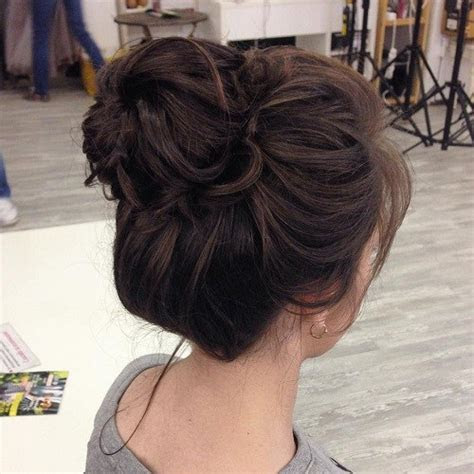 15 Cute Buns Updos 2019: Bun Updo Hairstyles for Women and