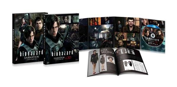 Resident Evil: Condenação terá edições especiais no Japão