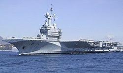 Aircraft-carrier - Charles de Gaulle