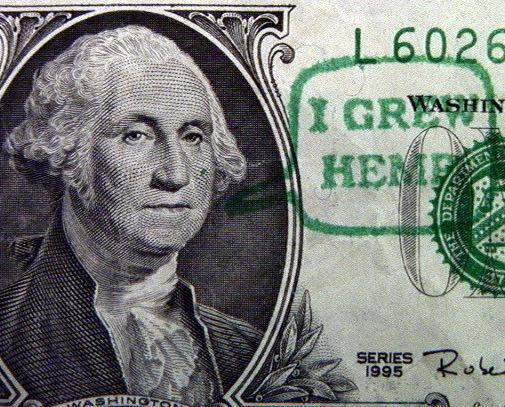 """I grew Hemp"", George Washington"