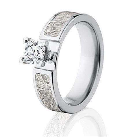 Meteorite Rings, Meteorite Wedding Rings for Women