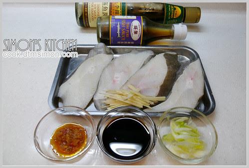 XO醬清蒸鱈魚01