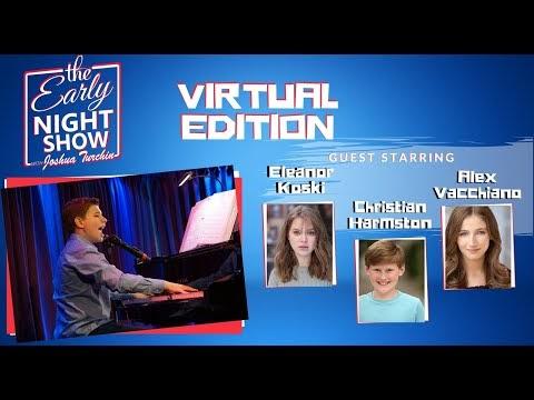 The Early Night Show With Joshua Turchin (Eleanor Koski, Christian Harmston, Alex Vacchiano)