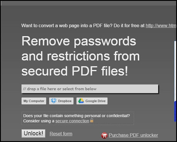 Benefits of PDF Unlocker over Manual Methods