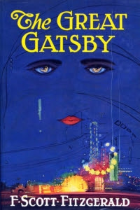 The Great Gatsby Original Cover Design