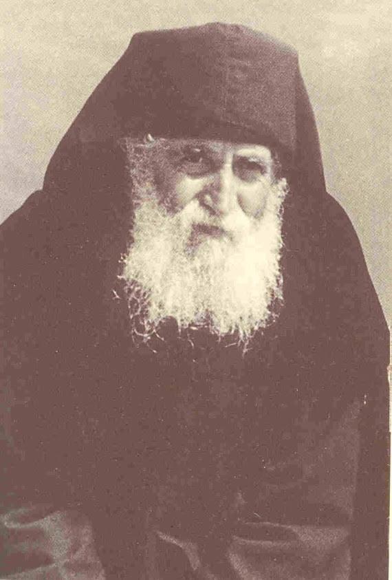 Fr. Paisios - Mount Athos (1)