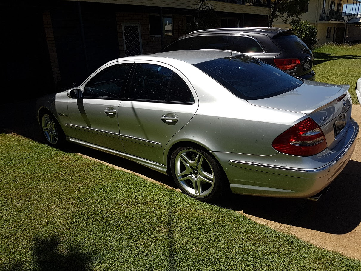 2004 Mercedes-benz E55 AMG 211 For Sale or Swap | QLD ...