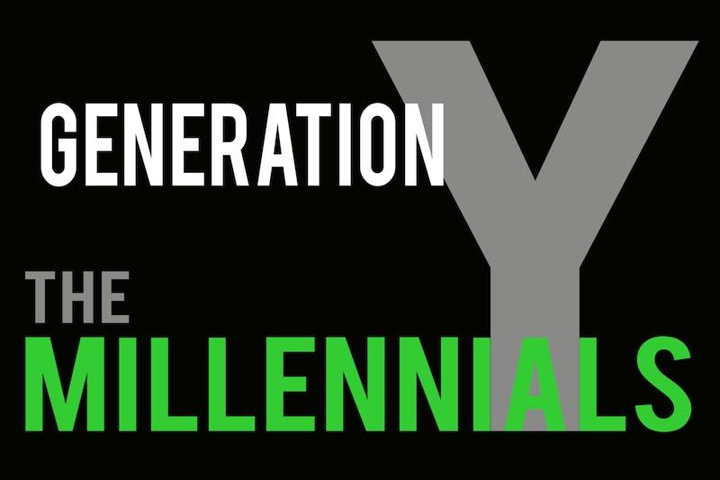 Risultati immagini per generation what? millennial