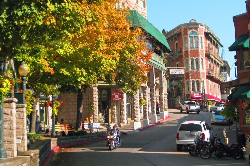 Downtown Eureka