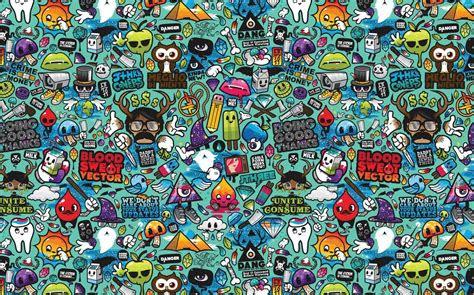 desktop wallpaperdabstractcolorfuldoodledrawing